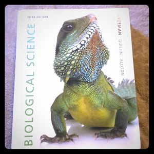 Biological science fifth edition textbook